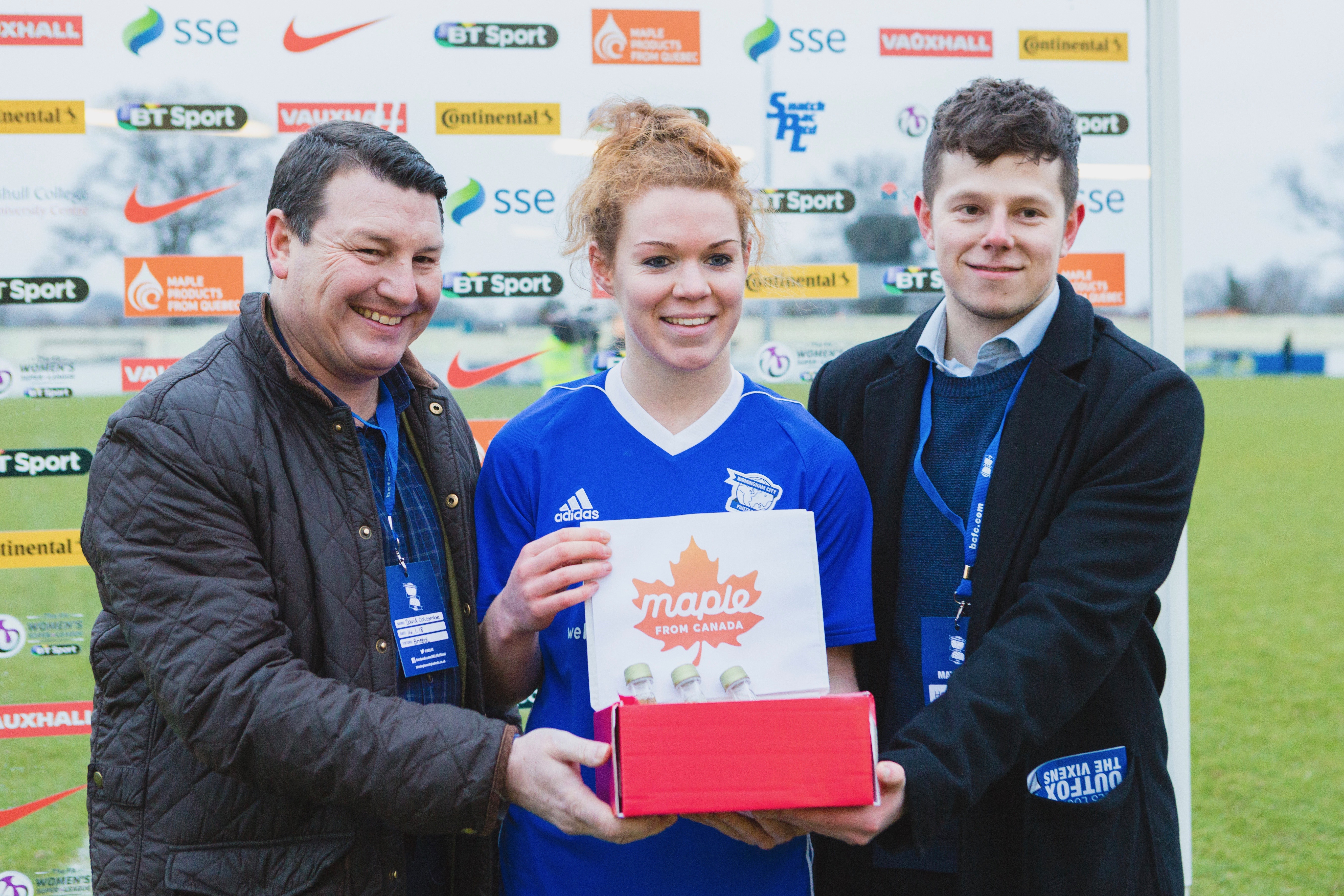 Player of the Match, defender Aoife Mannion for inspiring display at centre-back