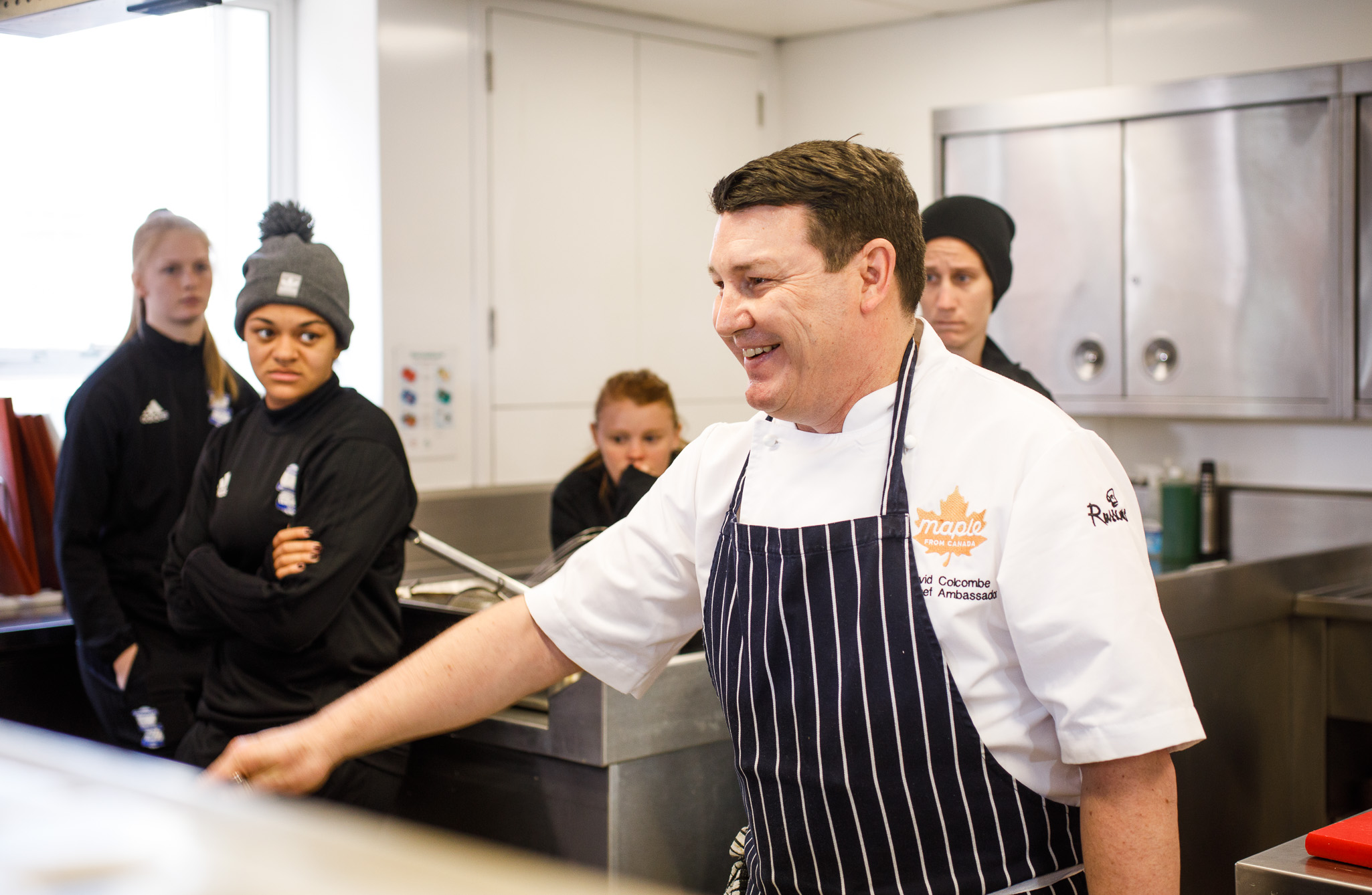 Chef Ambassador David Colcombe