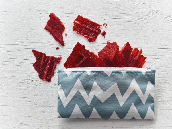 Recipe — Maple Strawberry Chips
