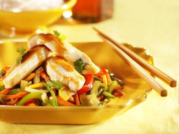 Recipe — Sautéed Chicken with Maple