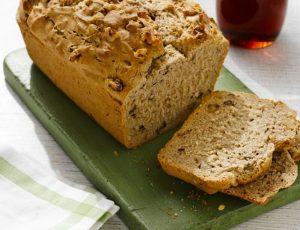 Maple walnut loaf