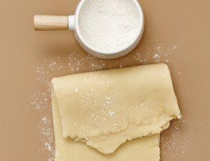 Maple shortcrust pastry
