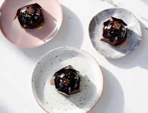 William's Chocolate Maple Petit Gateaux