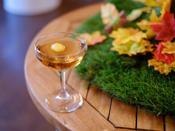 Maple Squirrel cocktail
