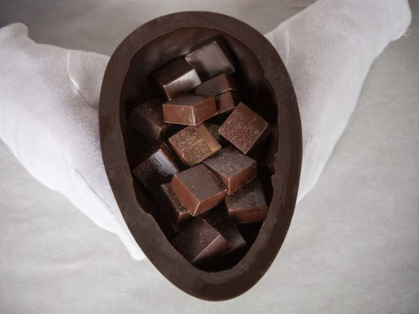Maple salted caramels