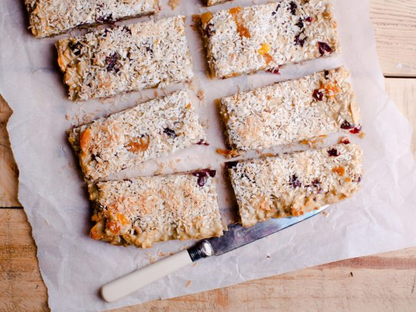 Fruity Maple Boost Bars