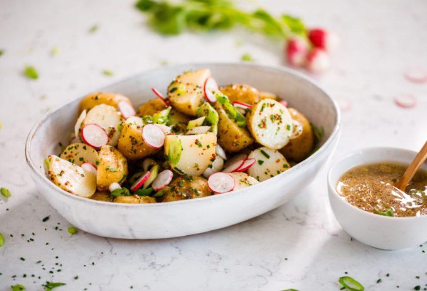 New Potatoes Dish