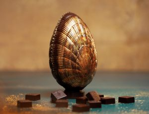 William Curley's Maple Filled Easter Egg
