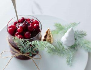 Cranberry and Maple Confit