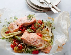 Maple Fish Parcels