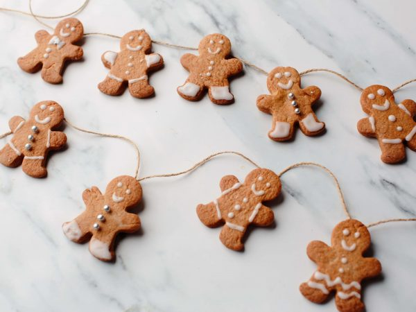Maple gingerbread men