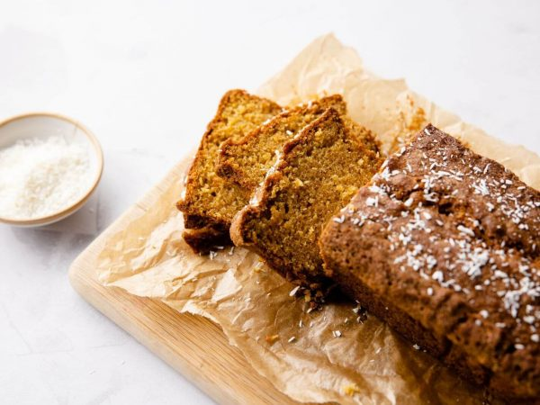 Carrot and maple cake