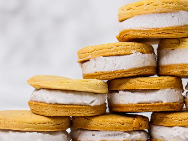 maple sandwich cookies