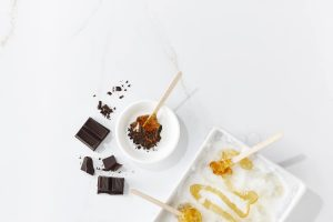 maple taffy dark chocolate