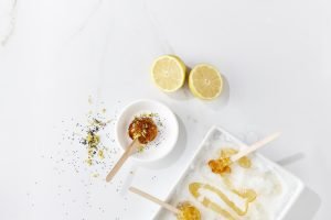 maple taffy lemon