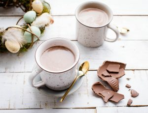 Ultimate Maple Hot Chocolate