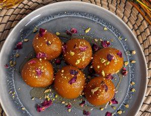 Yasmin Johal's Maple Gulab Jamun