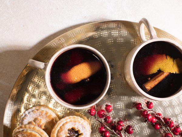 Maple mulled wine recipe
