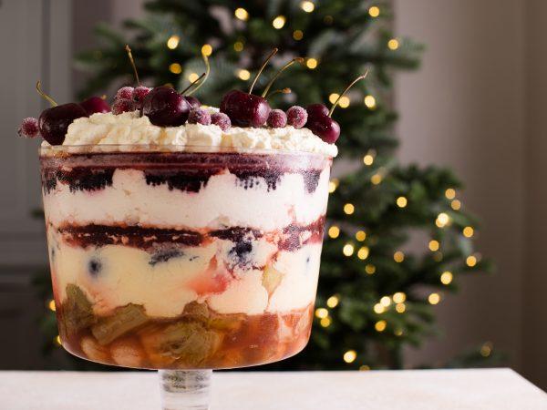 Maple Trifle