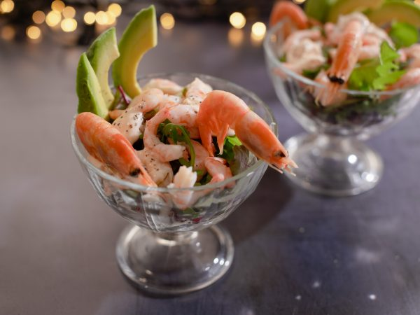 Prawn cocktail USE FOR BOOK
